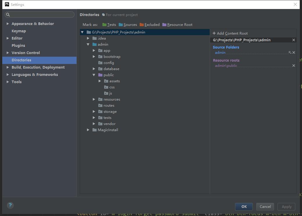PHPStrom 中的优化配置,更好的coding